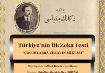 Türkiye'nin İlk Zeka Testi